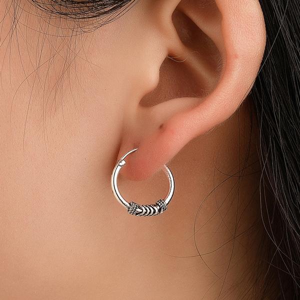 ethnicearring, Hoop Earring, Men Earrings, Jewelry