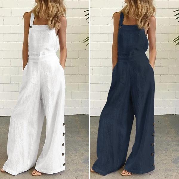 longtrouser, Plus Size, looseoverall, pantsforwomen