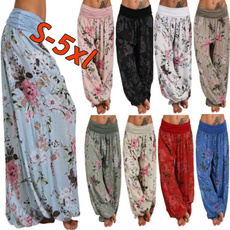 bloomerspant, harem, Fashion, Casual pants