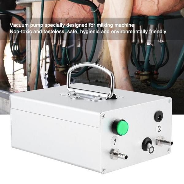 Sheep, Electric, Aluminum, milkingmachine