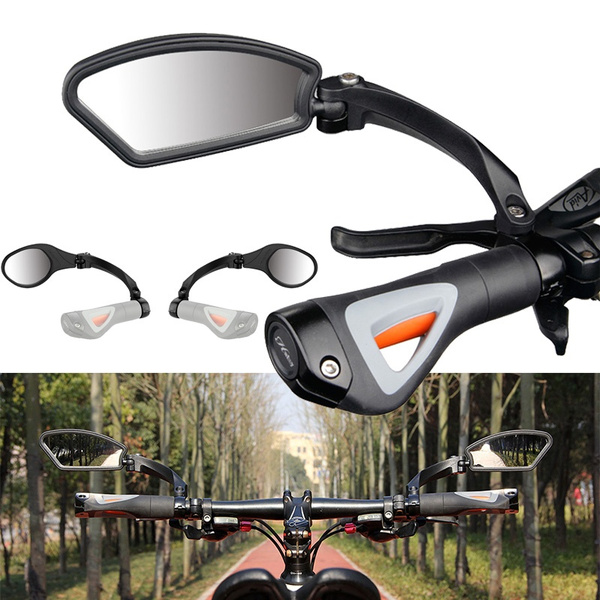 Steel, bicyclebackmirror, Bicycle, Cycling