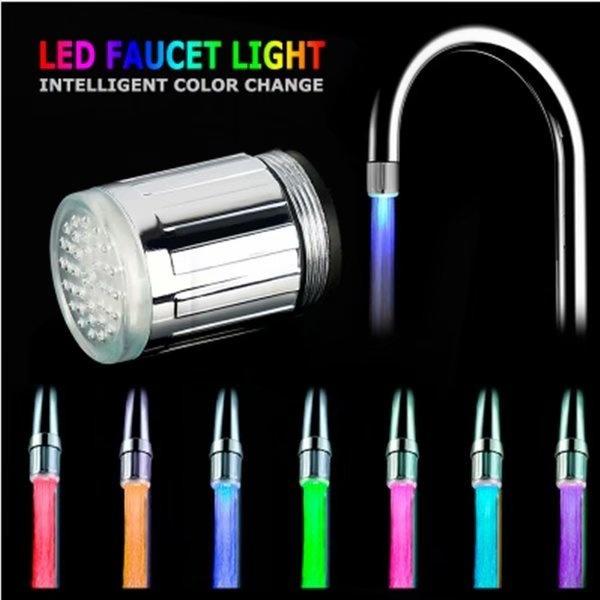 Steel, faucethead, Head, water faucet light