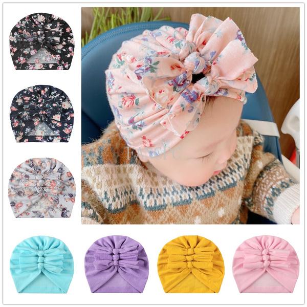 bowknot, Baby Girl, Elastic, headwear