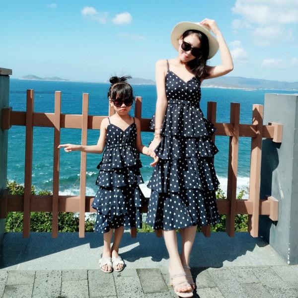 Summer, Fashion, halter dress, kidsgirldresse
