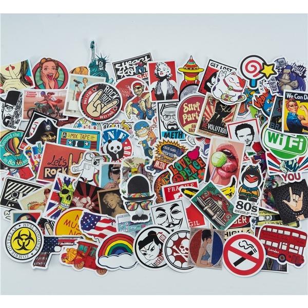 Car Sticker, Fashion, Wall Art, Home Decor