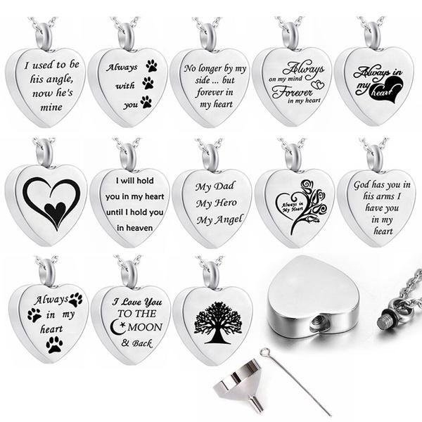 Steel, Heart, Jewelry, mementosgift
