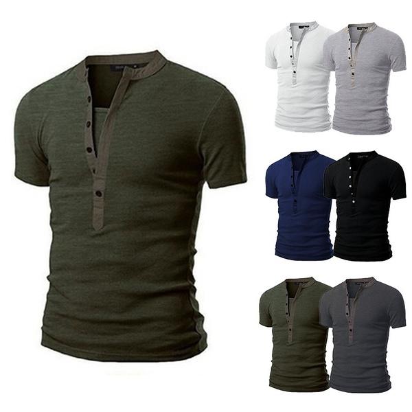 slim, Cotton T Shirt, Sleeve, Tops