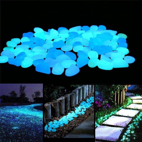 luminousglowstone, pebblesstone, Outdoor, Tank