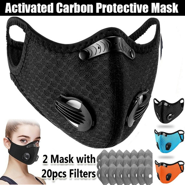 carbonmask, pm25mask, Outdoor, Cycling