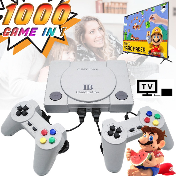 Playstation, Video Games, Console, Family
