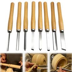turninghandle, Steel, woodworkingchisel, woodworking