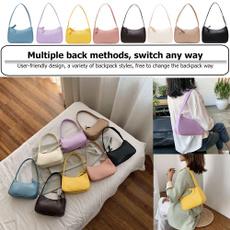Shoulder Bags, Fashion, Messenger Bags, Simple