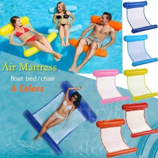 Outdoor, floatingbed, wateractivitie, swimmingpoolbed