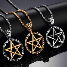 Fashion, Star, Classics, gold necklace