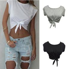 shortshirt, blouse, Vest, Fashion