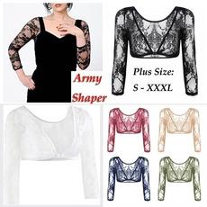 armwear, Fantastic, black lace vest, Lace