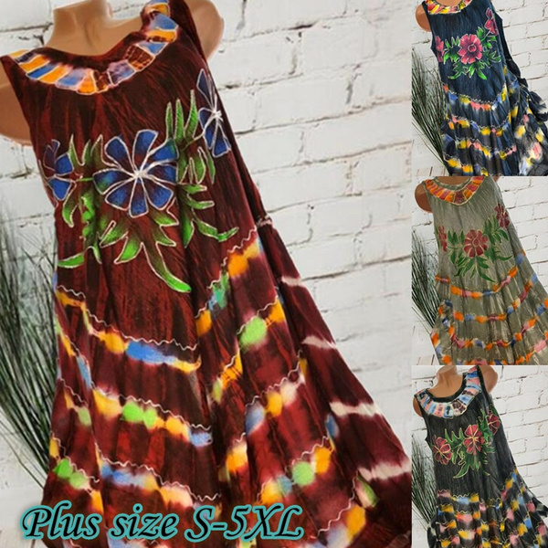 sleeveless, fashion women, Plus Size, long dress