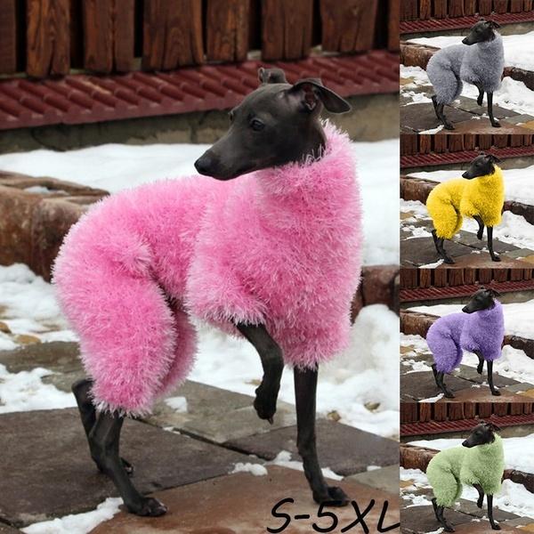 Vest, Plus Size, dog coat, Winter
