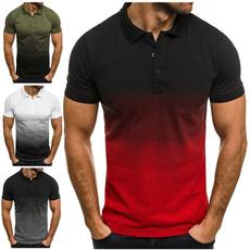 Summer, Fashion, Polo Shirts, Men