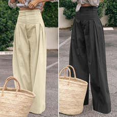 Women Pants, olpant, zipperpant, high waist