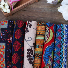 Cotton fabric, tableclothaccessorie, Colorful, Hobbies