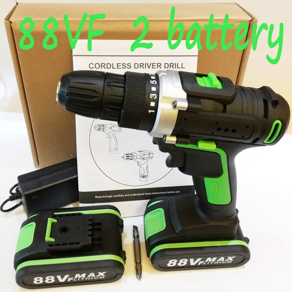Battery, Rechargeable, electricdrill, Electric Screwdriver