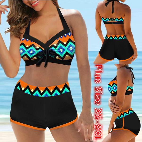 bathing suit, two piece swimsuit, Swimming, bikini set