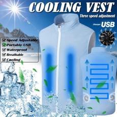 Summer, coolcoat, perspirationpermeability, coolingvest