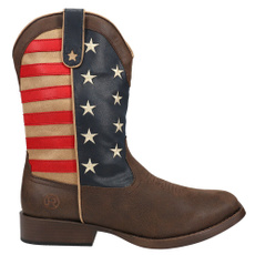 American, roper, Western, Casual