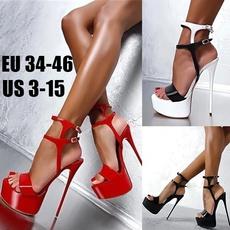 Summer, highplatformsandal, Sandals, Womens Shoes