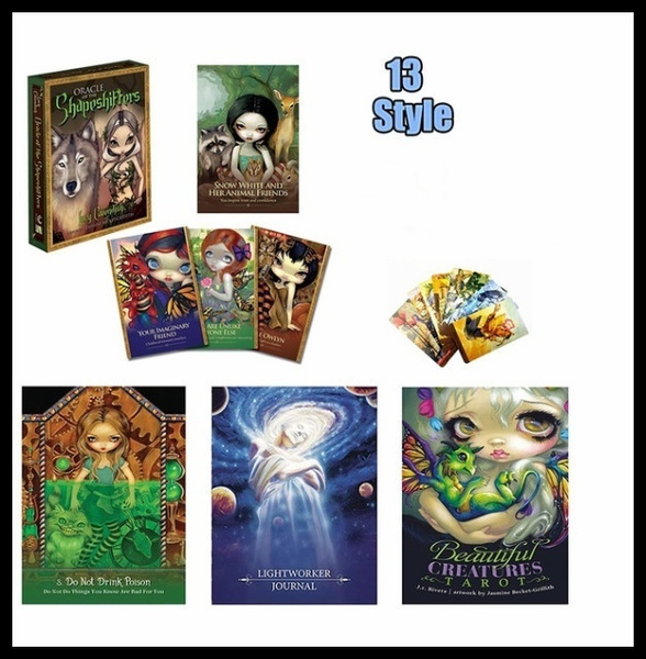 Romance, fatecard, Angel, Mystic