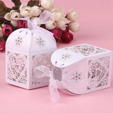 Box, butterfly, Decor, Love