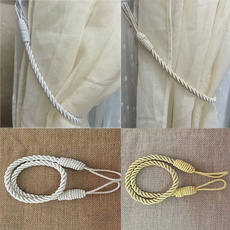 drapesdecor, curtaintieback, homeampliving, Rope
