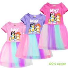kidsskirt, girls dress, Fashion, Cotton