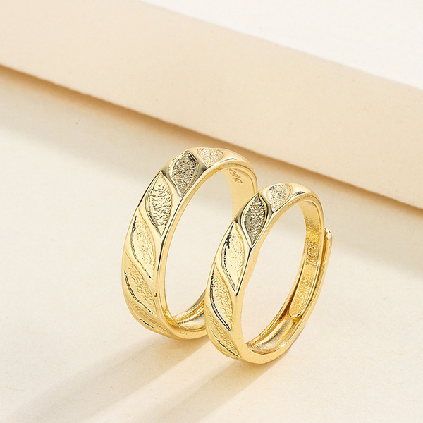 Couple Rings, yellow gold, Jewelry, gold