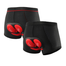 breathableunderwear, Shorts, Bicycle, Shockproof