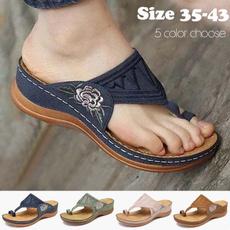 Summer, Flip Flops, Sandals, cliptoe