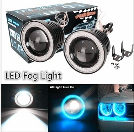 Blues, led car light, angleeyeslight, eye