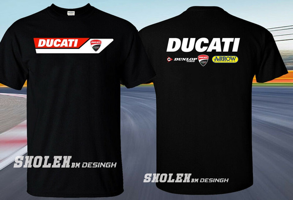 limited, Ducati, dunlop, Shirt