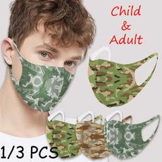 spongemask, childrenmask, printed, Masks