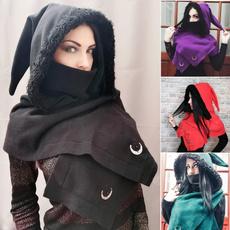 Goth, Fashion, Medieval, Cowl