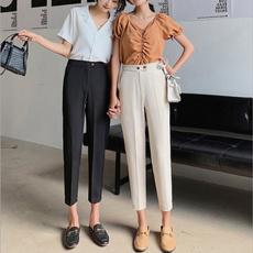 Summer, harem, Outdoor, Casual pants