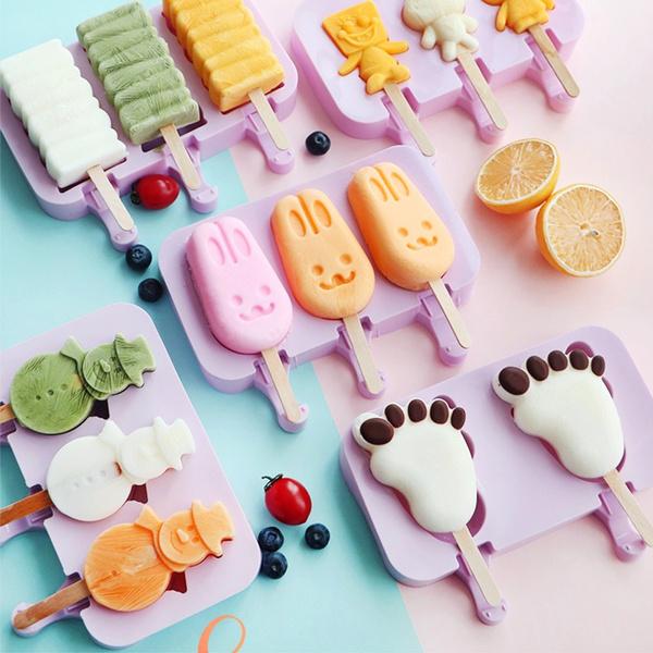 diyicecream, siliconeicecreammold, icepopmaker, popsicle