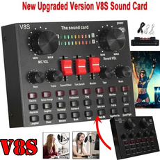 broadcastsoundcard, fever, livesoundcard, usb