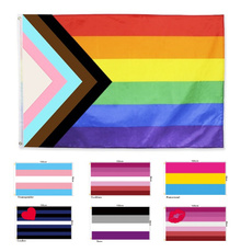 colorfulflag, rainbow, gay, Colorful