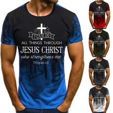 Summer, Shorts, jesusshirt, Shirt