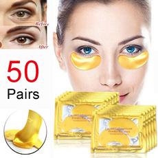 golden, Fashion, eye, Crystal