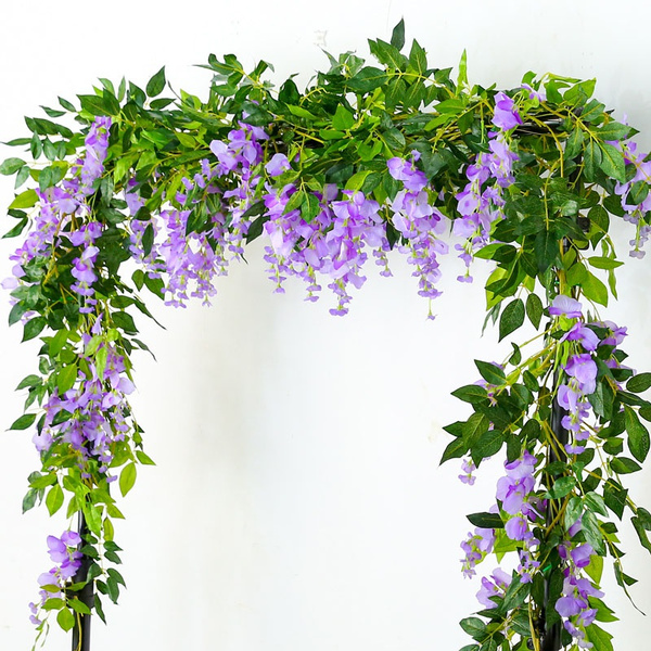 wisteriaflower, Decor, Outdoor, Floral