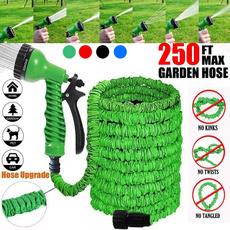 water, hose, Yard, Garden