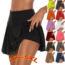 Fashion Skirts, athleticshort, Yoga, Sports & Outdoors